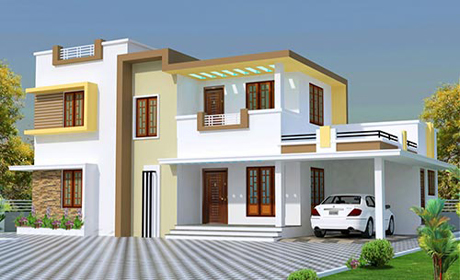 Cost of Villa Home construction