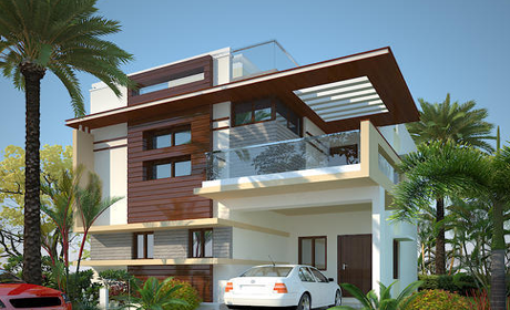 Complete Villa Home construction solutions