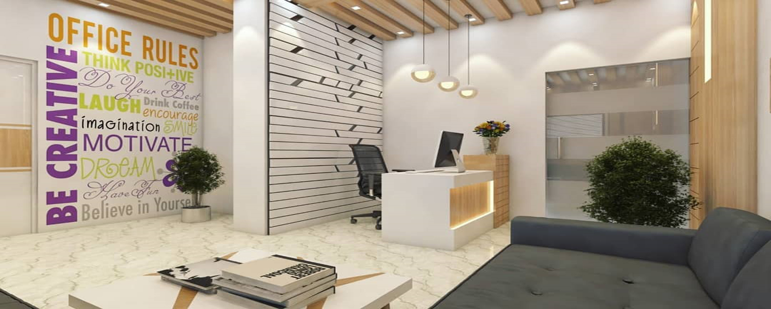 Excellent office Interior Service